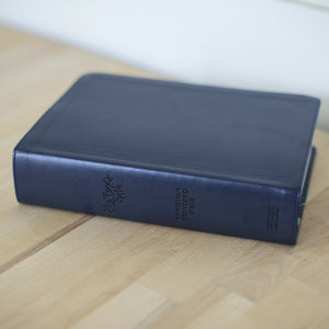BIBLE | She Reads Truth | Navy Leathertouch | CSB Translation - EtchLife