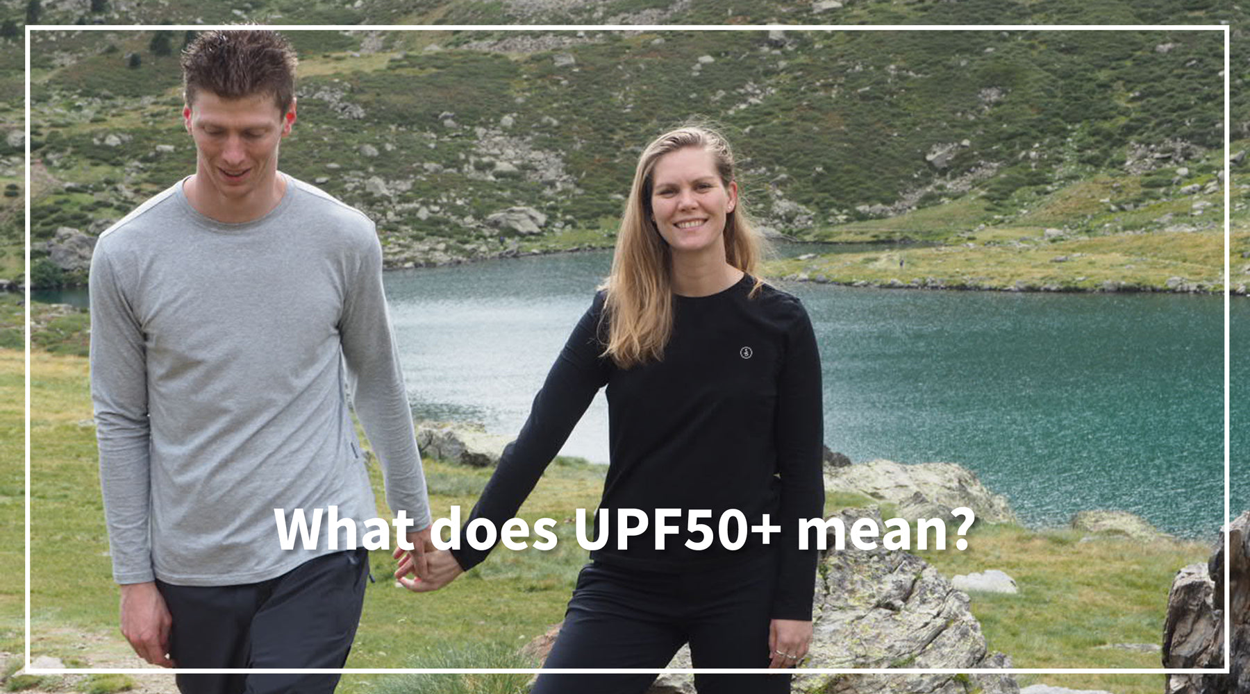 Solbari blog: What does UPF50+ mean
