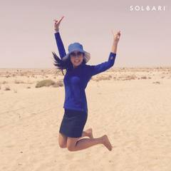 Solbari Sun Protective Clothing and Sun Hat