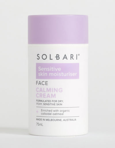 Sensitive Skin Calming Cream for the Face