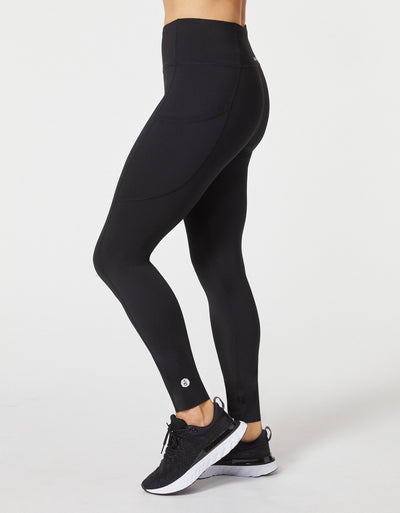 On The Move Essential Leggings With Pockets UPF50+ Luxe Performance Collection