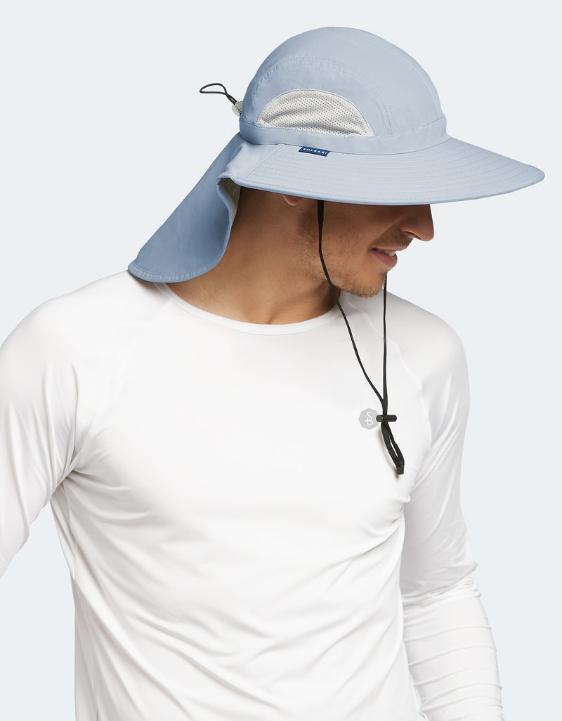 Outback Sun Hat UPF 50+ Legionnaire Style