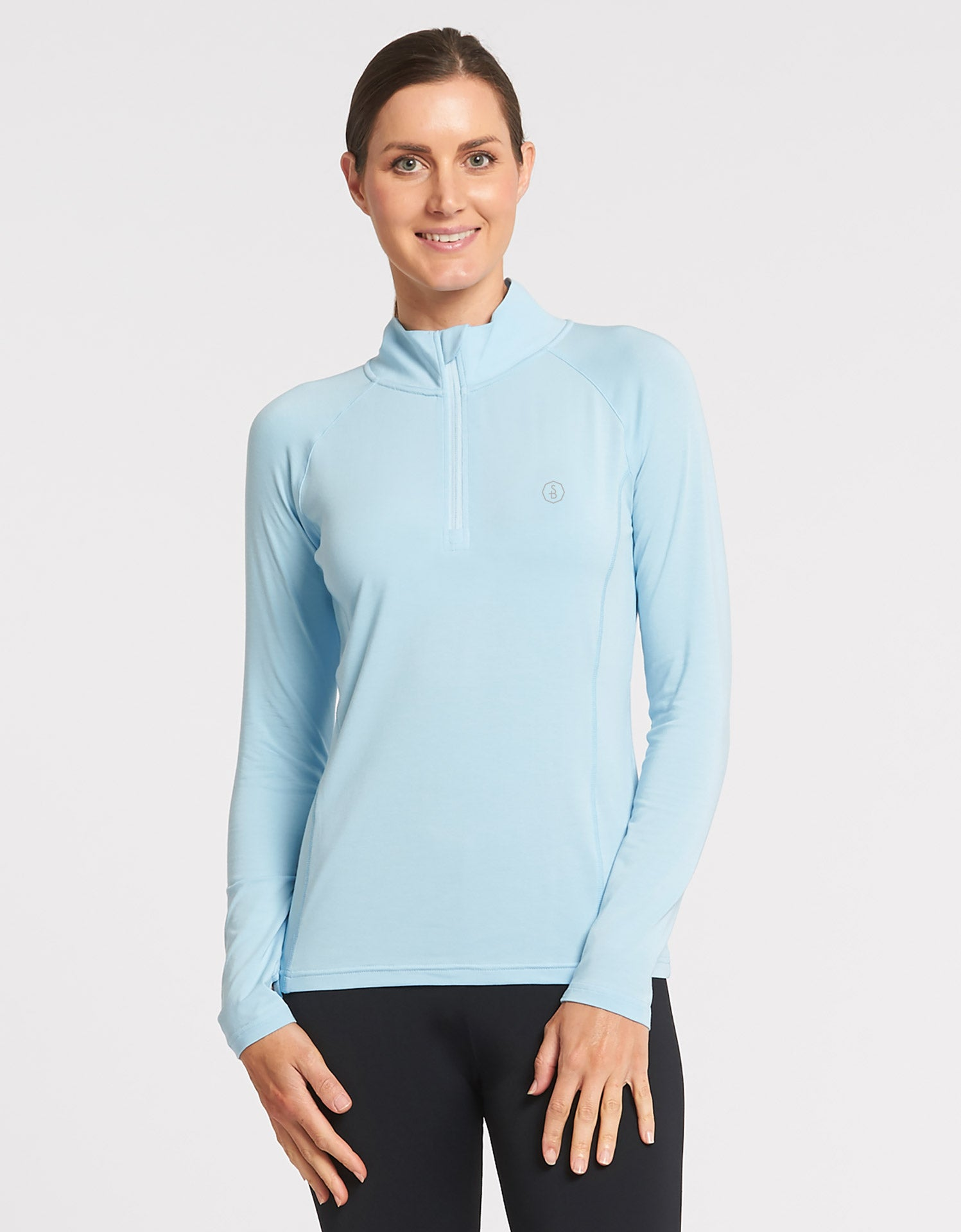 Quarter Zip Top UPF 50+ Sensitive Collection