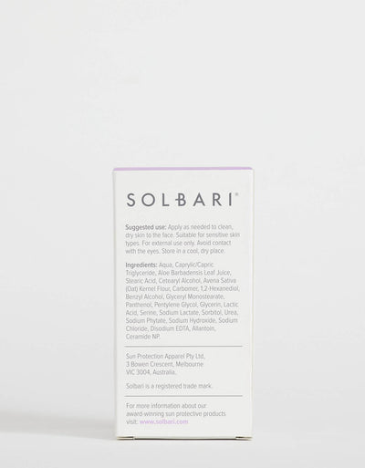 Solbari Calming Face Cream