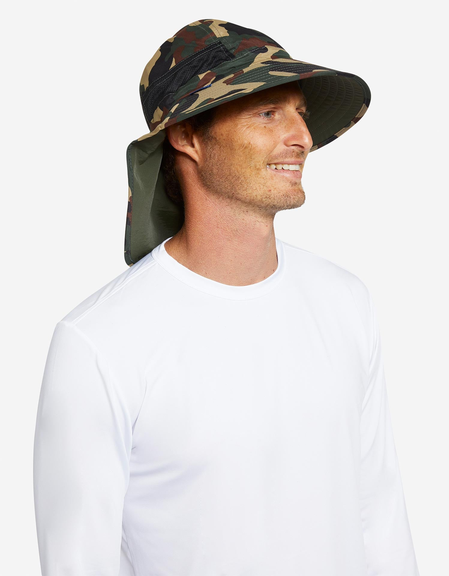 Great for The Beach Universal Fit Gardening /& More Fishing Solbari UPF 50+ Protective Adventure Sun Hat UV Protection for Men /& Women