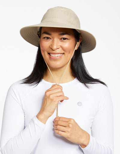 Everyday Broad Brim Sun Hat UPF 50+