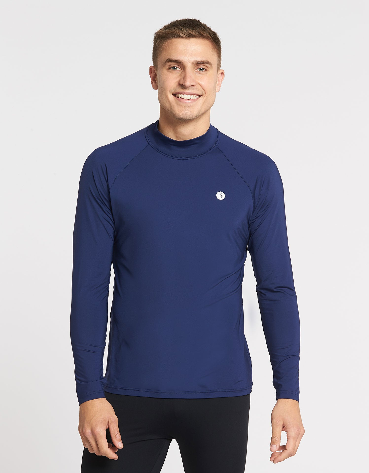 Turtleneck Base Layer UPF 50+ CoolaSun Collection