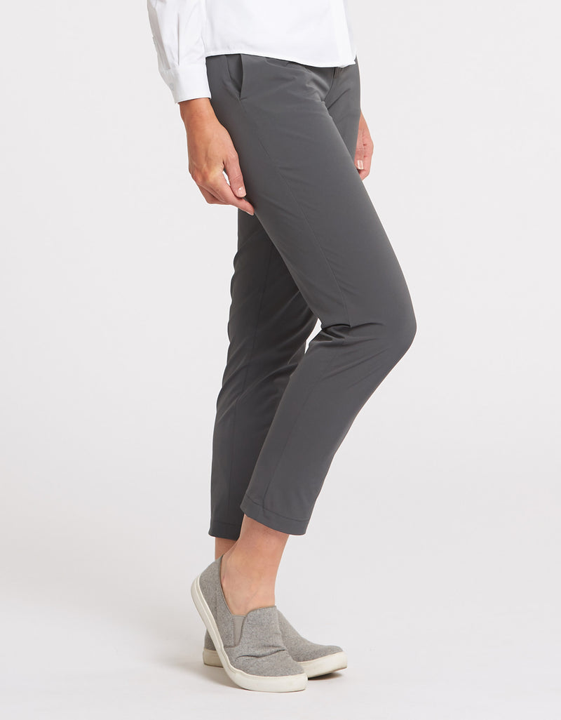 Cropped Trousers UPF 50+ Dry Stretch Comfort Collection