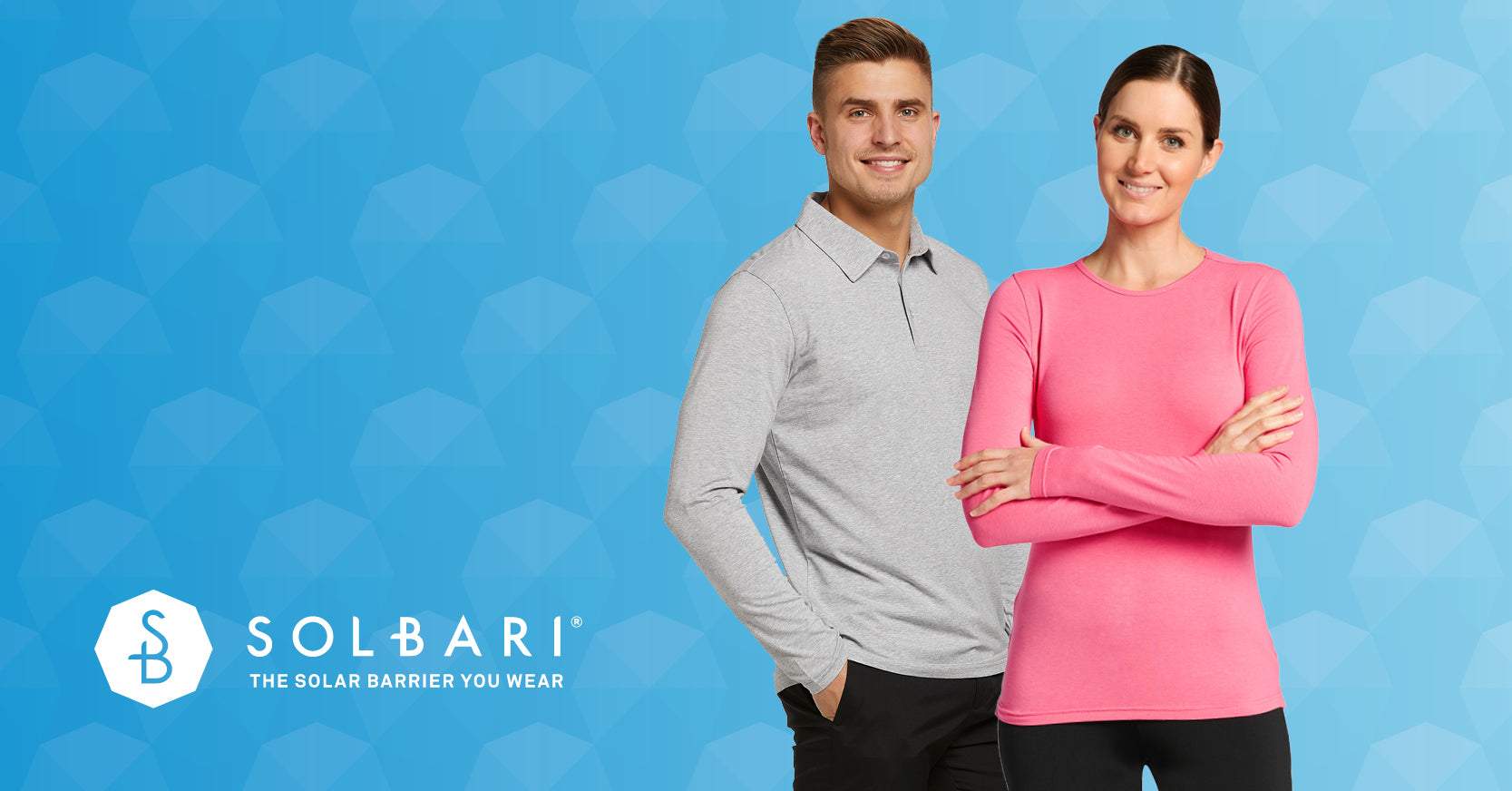 Welcome to SOLBARI, your specialist in stylish UPF50+ sun protection