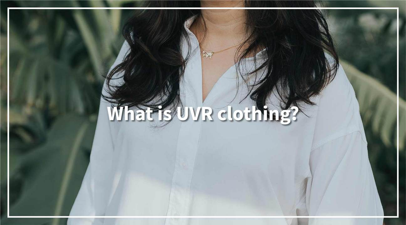 Solbari blog: What is UVR clothing?