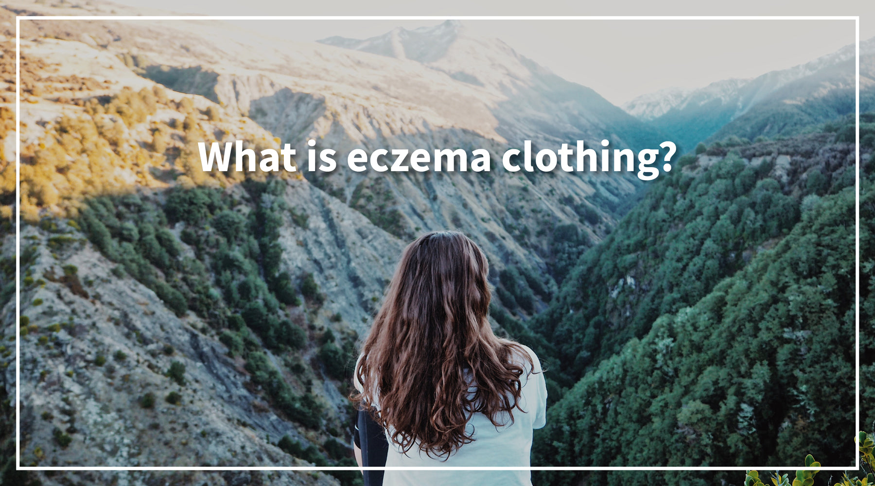 Solbari blog: What is eczema clothing?