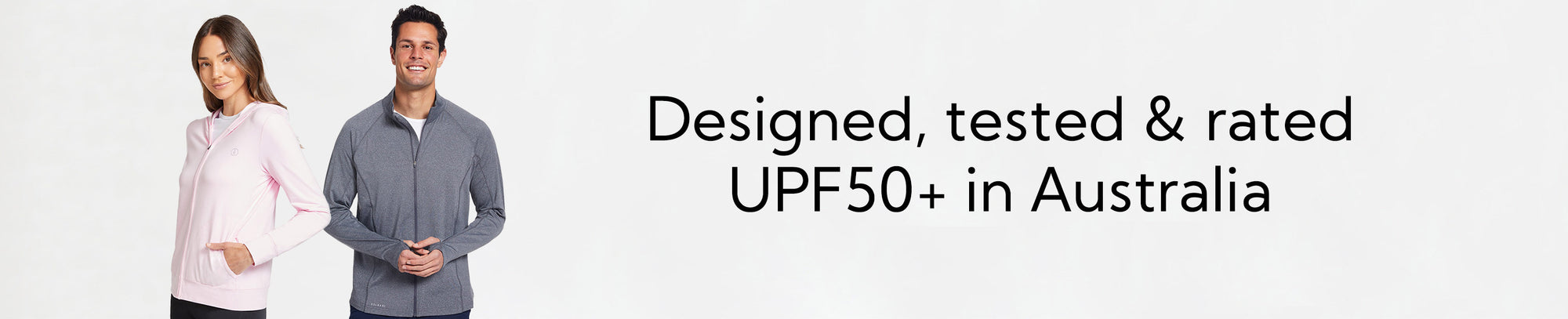 UPF50+ Jackets for Women and Men