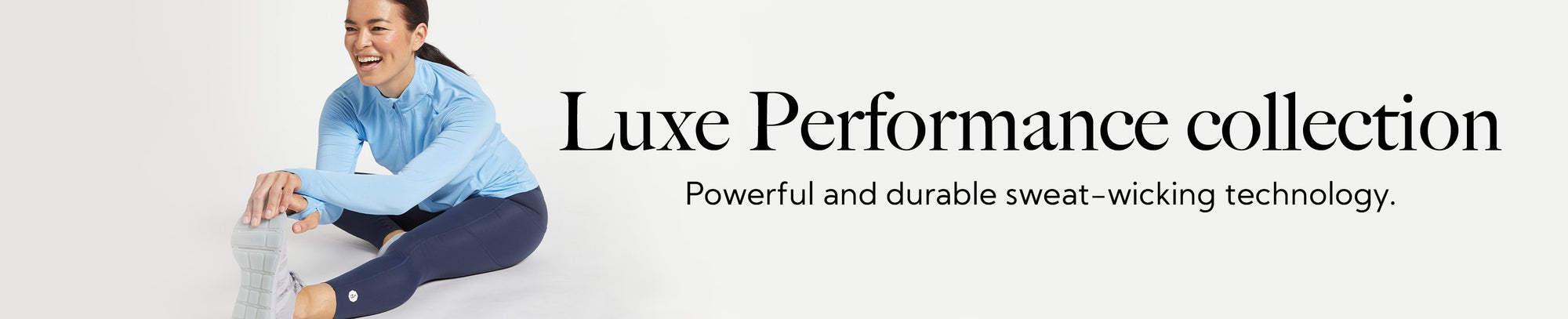 Luxe Performance Fabric Collection