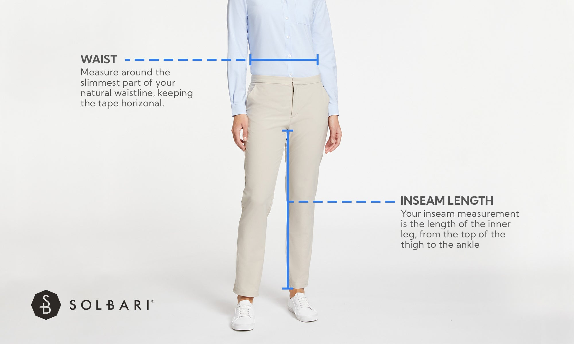 Womens Trouser Size Guide