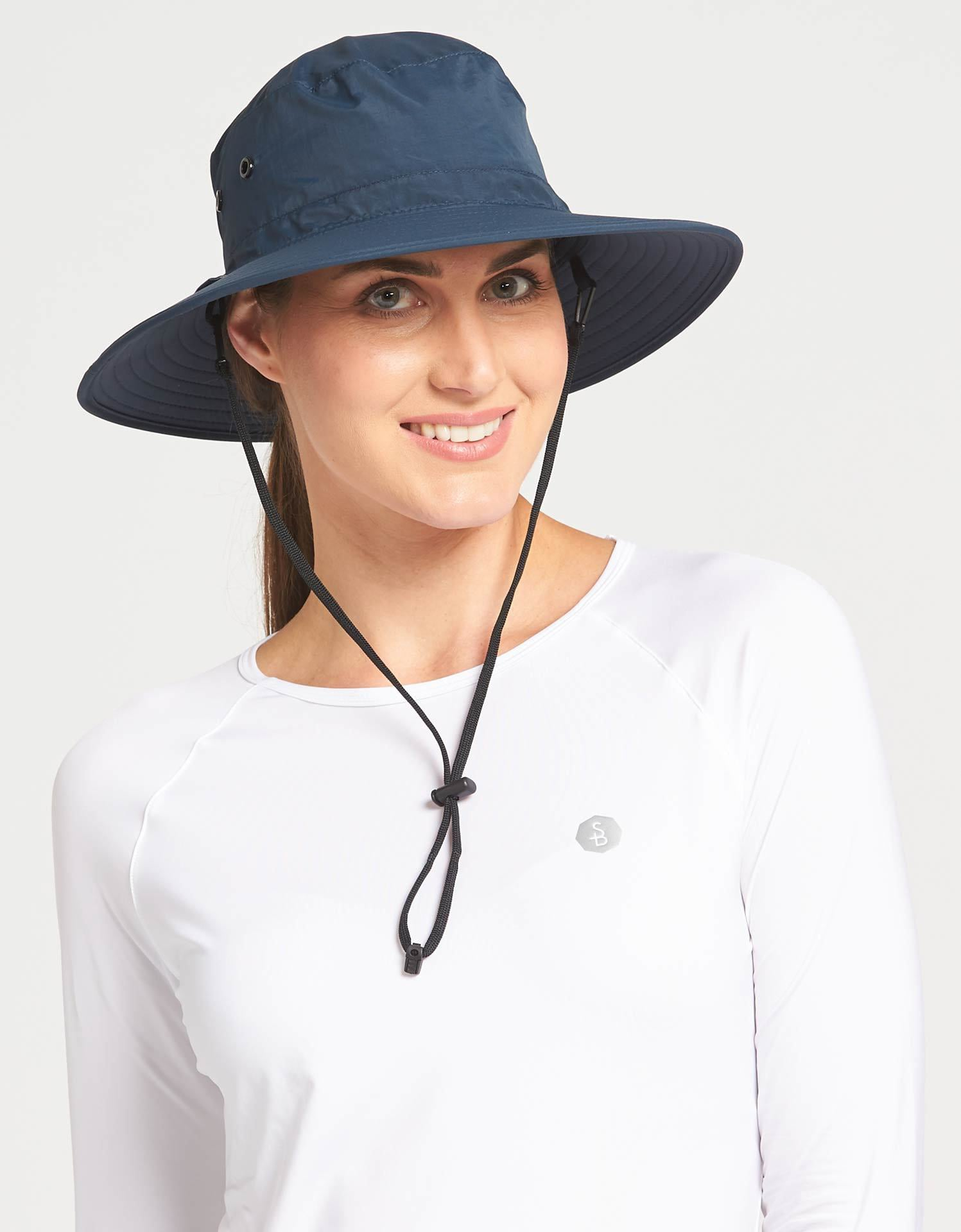 Traveller Broad Brim Sun Hat UPF50+
