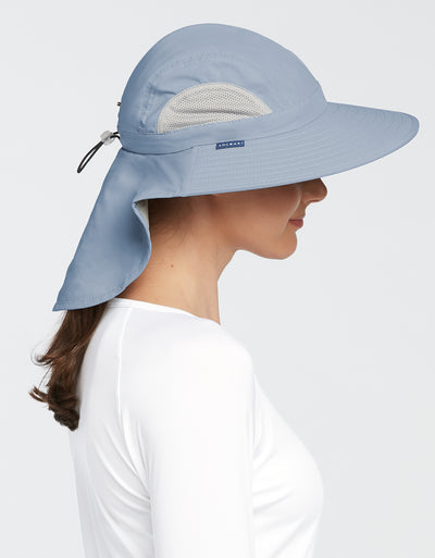 Outback Sun Hat UPF50+ Legionnaire Style