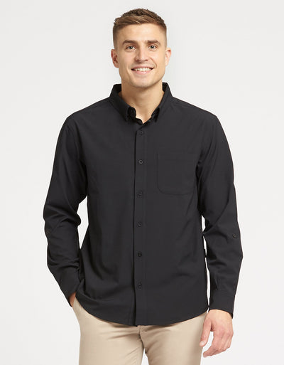 Explorer Shirt UPF 50+ Dry Lite Comfort Stretch Collection