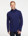 Ultimate Long Sleeve High Neck T-shirt UPF50+ Sensitive Collection