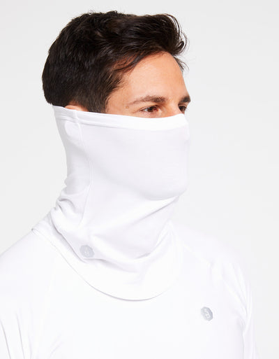 Curved Face & Neck Gaiter UPF50+ Active Collection