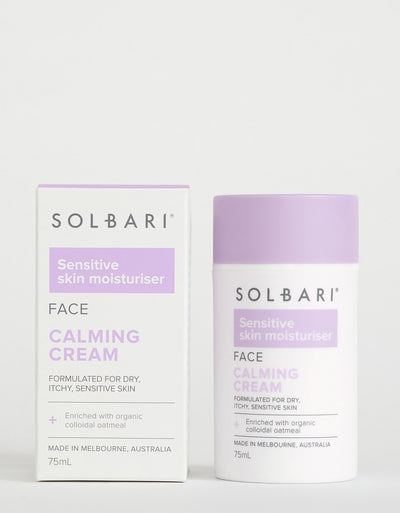 Sensitive Skin Calming Cream for Face, 75ml