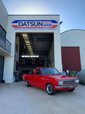 Datsun Nissan 1200 Ute B120 GB122 Parts