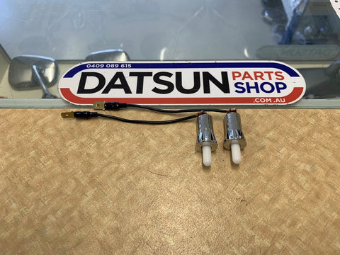 Datsun 1200 Door Switch Pair Niles New