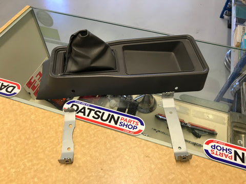 Datsun Nissan 1200 Floor Console Grey New Genuine