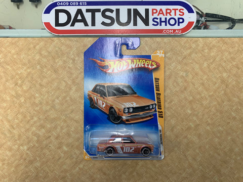 Hot Wheels Datsun Bluebird 1600 510