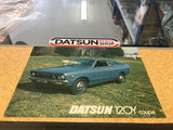 Datsun 120Y Coupe Uk Sale Leaflet