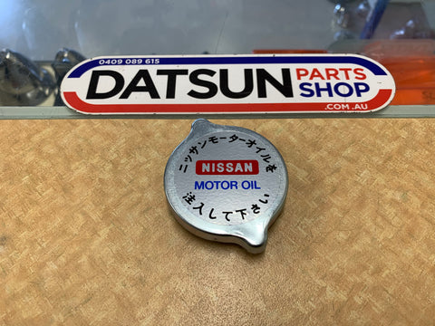 Datsun Nissan A Series New Genuine Twist Type Oil Cap