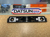 Datsun 1600 Heater Control Panel Plate Used Left Drive