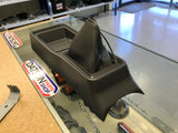 Datsun Nissan 1200 Floor Console Grey (No Brackets)New Genuine