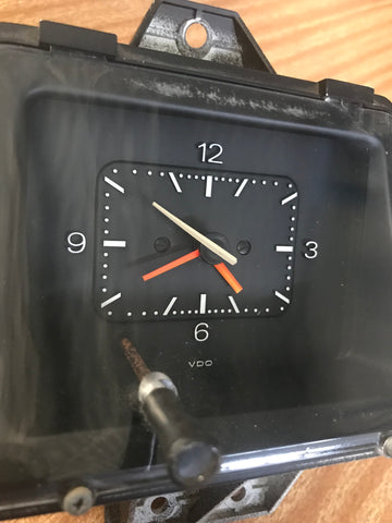 Datsun 120Y B210 Clock Used Tested and Working
