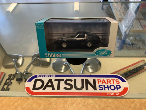 Nissan Fairlady 280ZT T Bar Roof 1/43 Scale Ebbro Model