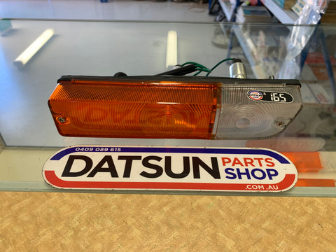 Datsun 1200 Front Left Combo Light Genuine New Old Stock