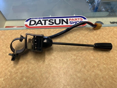 Datsun 240k C110 Head Light Switch Used