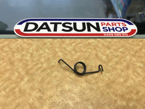 Datsun 1200 Glove Box Door Spring New Genuine