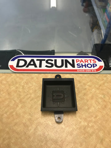 Datsun 1200 Dash Insert Rectangle Dash Type Used