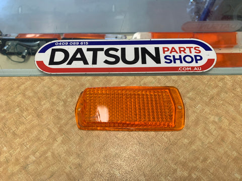 Datsun 120Y B210 Guard Light Lens Used