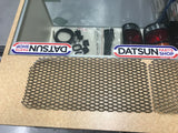 Datsun 240K Grill Mesh With Badge Used C110