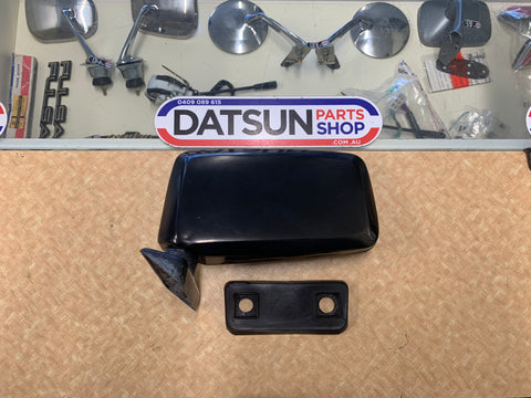 Datsun 910 Bluebird S1 Left Door Mirror Used