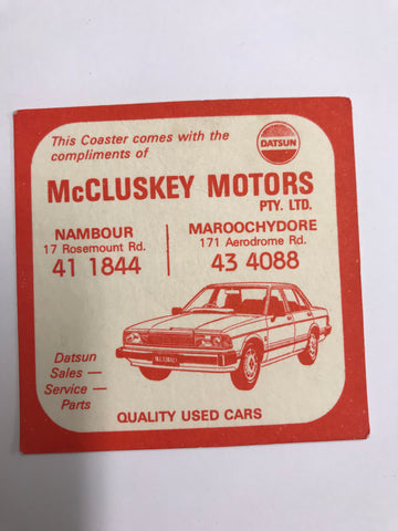 Datsun Coaster used- McCluskey motors
