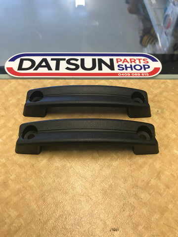 Datsun Nissan G60 Patrol Inner Door Pull Pair New Genuine