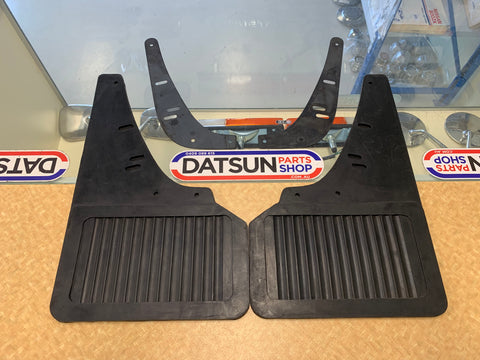 Universal Mudflap Pair New Old Stock