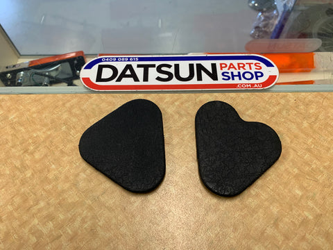 Datsun 1200 Kick Trim Insert Pair Used