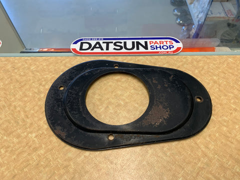 Datsun 120Y Shifter Boot Floor Plate Used B210
