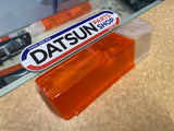 Datsun 120Y Left Front Combo Light Lens Genuine New Old Stock