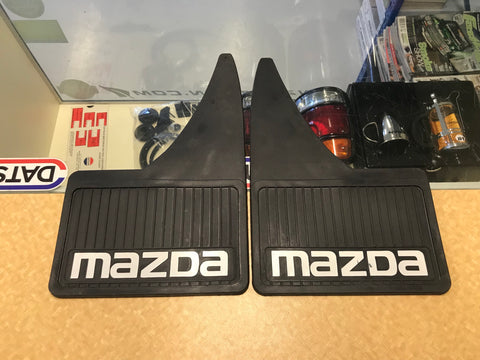 Mazda universal mad flap pair