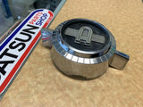 Datsun 1200 Grill Badge Used