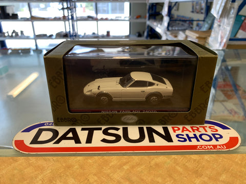 Nissan Fairlady 240ZG 1/43 Scale Ebbro Model